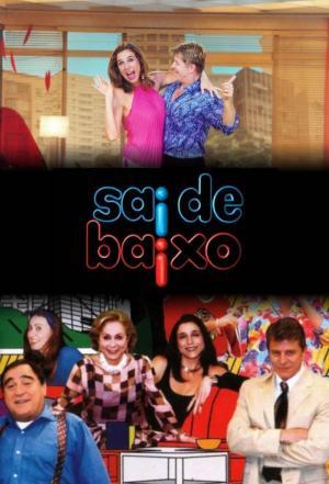 affiche Sai de Baixo