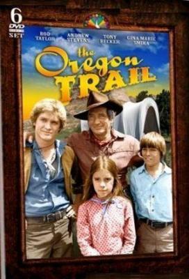 affiche The Oregon Trail