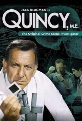 affiche Quincy, M.E.