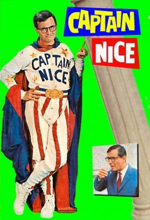 affiche Captain Nice