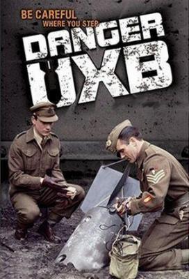 affiche Danger UXB