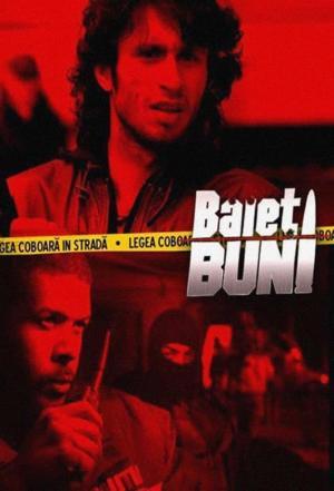 affiche Baieti Buni