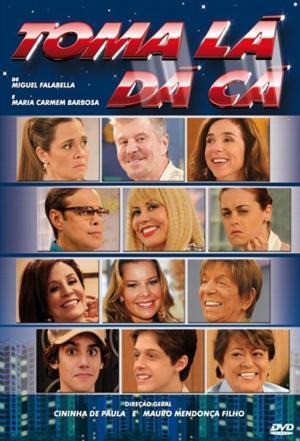 affiche Toma Lá Dá Cá