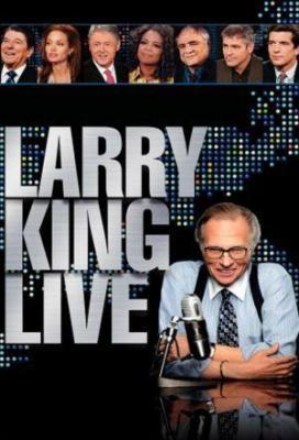 affiche Larry King Live