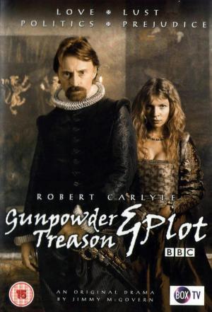 affiche Gunpowder, Treason & Plot