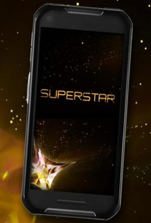 affiche SuperStar (Brazil)