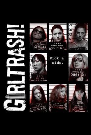 affiche Girltrash!