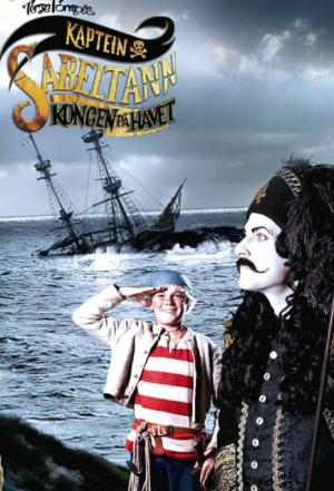 affiche Captain Sabertooth