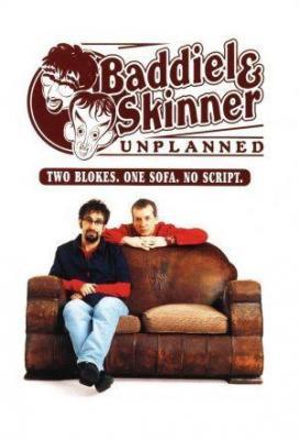 affiche Baddiel & Skinner Unplanned