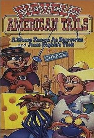 affiche Fievel's American Tails