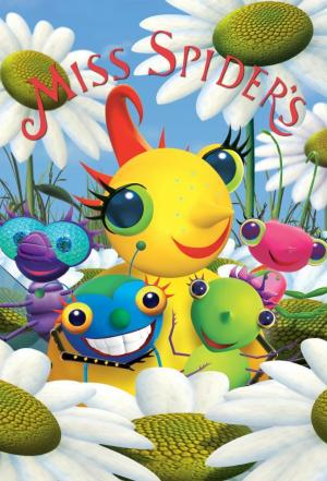 affiche Miss Spider's Sunny Patch Friends