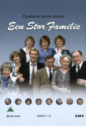 affiche Een Stor familie