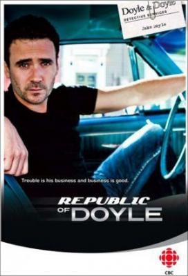 affiche Republic of Doyle
