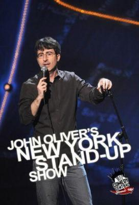 affiche John Oliver's New York Stand-Up Show