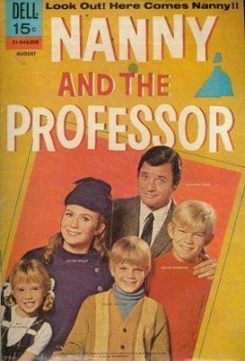 affiche Nanny and the Professor