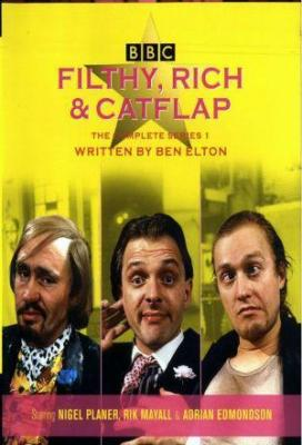 affiche Filthy, Rich and Catflap