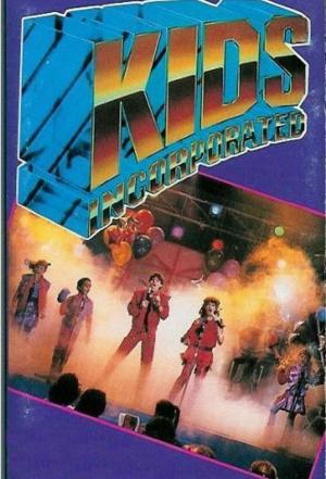 affiche Kids Incorporated