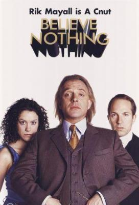 affiche Believe Nothing