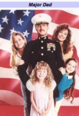 affiche Major Dad