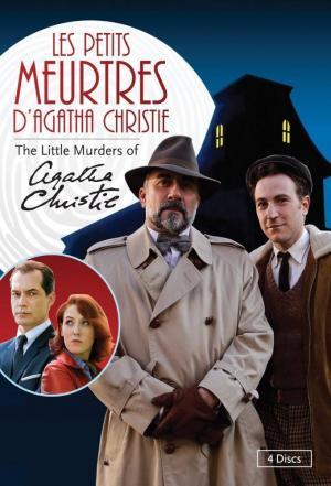 affiche Les petits meurtres d'Agatha Christie