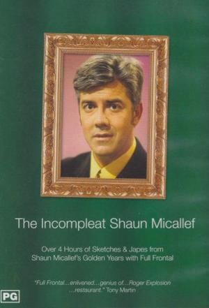 affiche The Incompleat Shaun Micallef