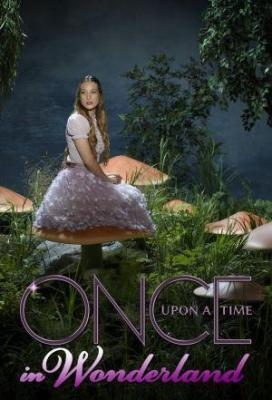 affiche Once Upon a Time in Wonderland