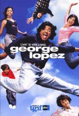 affiche George Lopez