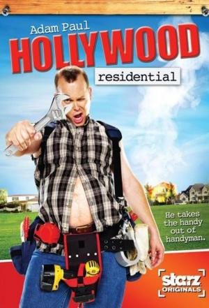 affiche Hollywood Residential