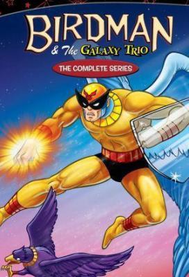 affiche Birdman and the Galaxy Trio