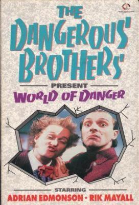 affiche The Dangerous Brothers