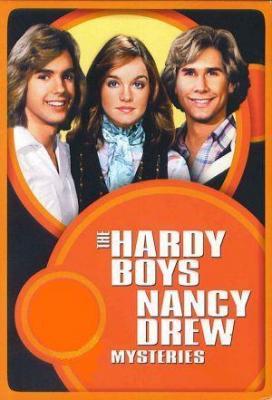 affiche The Hardy Boys/Nancy Drew Mysteries