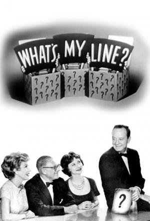 affiche What's My Line?