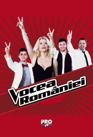 affiche The Voice of Romania