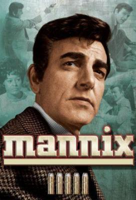 affiche Mannix