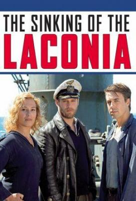 affiche The Sinking of the Laconia