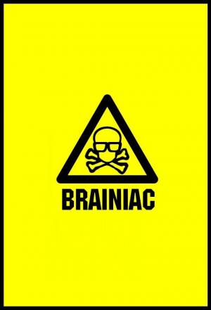 affiche Brainiac: Science Abuse