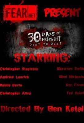 affiche 30 Days Of Night: Dust To Dust