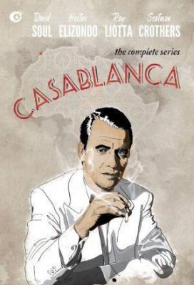affiche Casablanca (1983)