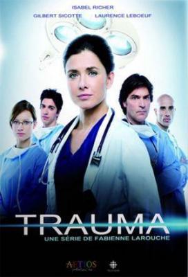 affiche Trauma (2010)