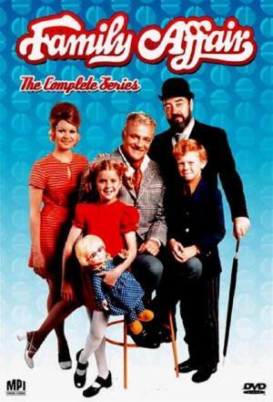 affiche Family Affair (1966)