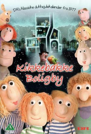 affiche Kikkebakke boligby