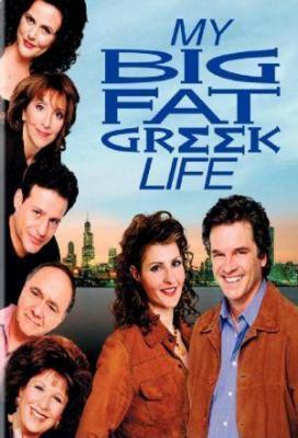 affiche My Big Fat Greek Life