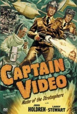 affiche Captain Video, Master of the Stratosphere