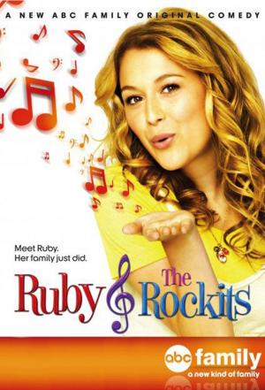 affiche Ruby & The Rockits