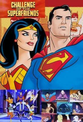 affiche Challenge of the SuperFriends