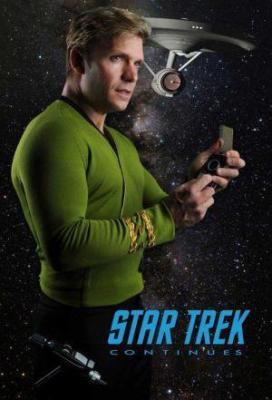 affiche Star Trek Continues