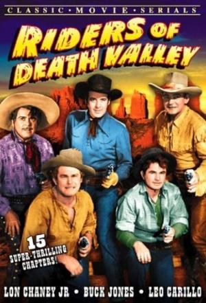 affiche Riders of Death Valley
