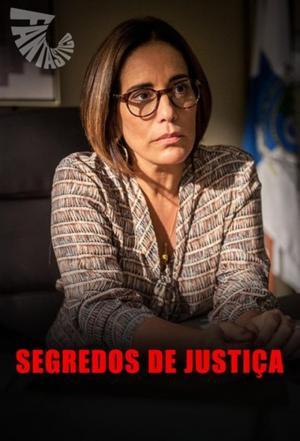 affiche Segredos de Justiça