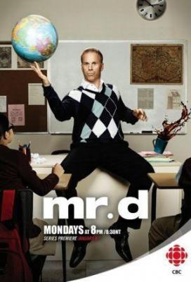affiche Mr. D