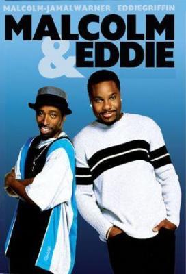 affiche Malcolm & Eddie